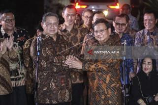 Gerindra: Prabowo Sajikan Nasgor Hambalang Sambut SBY