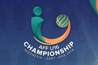 Sepak Bola Piala AFF-U16 Malaysia Rebut Posisi Ketiga Piala AFF-U16