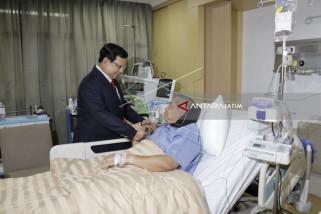 Ani Yudhoyono: Alhamdulillah Pak SBY Makin Sehat