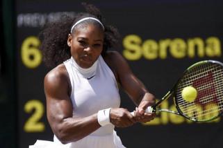 Serena Williams Didenda 17.000 Dolar karena Pelanggaran