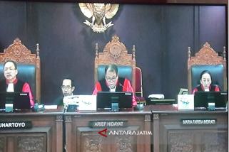 Sidang Lanjutan Pilkada Pamekasan Tunggu Pemberitahuan MK