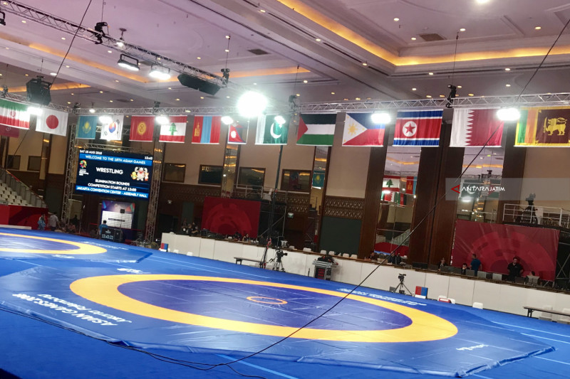 Peluang Gulat Indonesia Terbuka Raih Medali