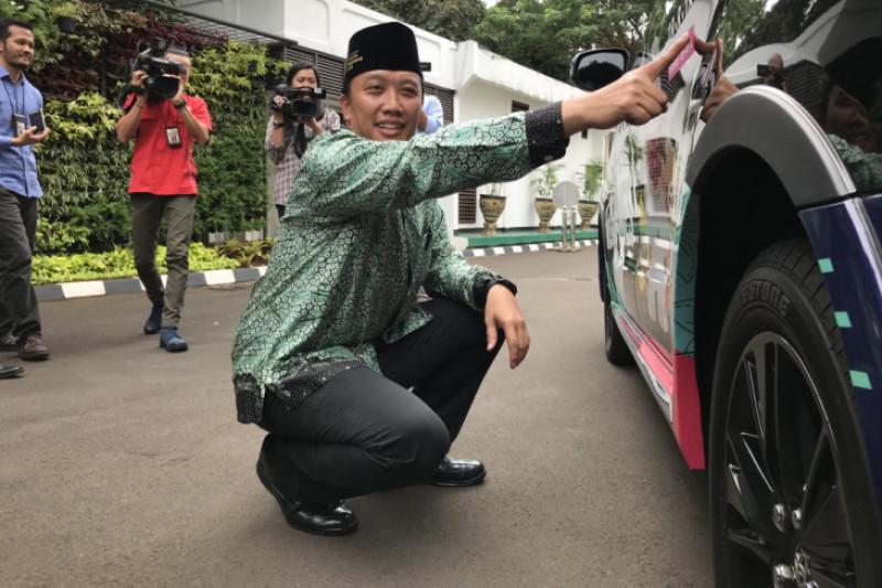 Songkok dari Gang Kecil di Gresik untuk Asian Games 2018