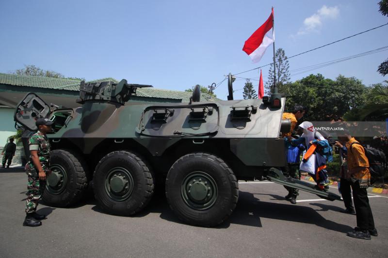 BUMN Hadir-SMN Kunjungi Markas TNI