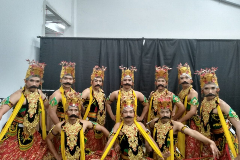Ketika Gandrung Banyuwangi Ikut Meriahkan Pembukaan Asian Games