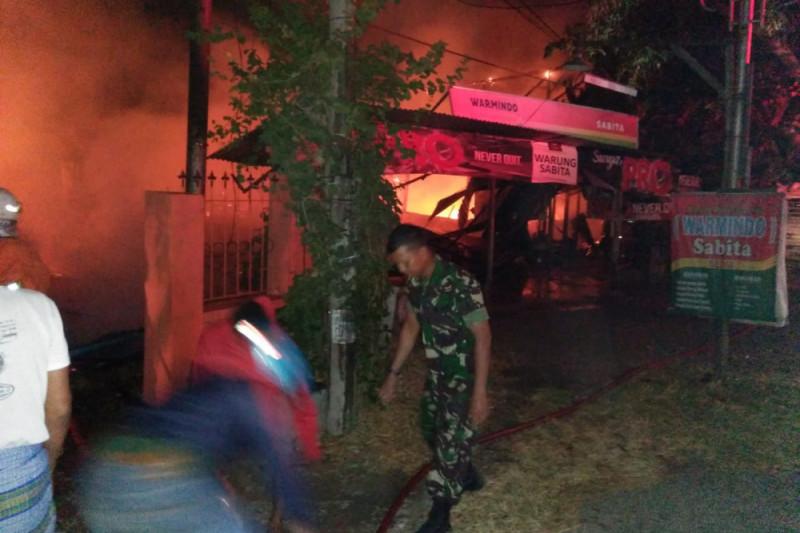 Kebakaran di Bojonegoro Cenderung Meningkat