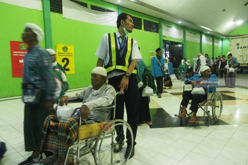 Delapan Haji Masih Dirawat di Arab Saudi