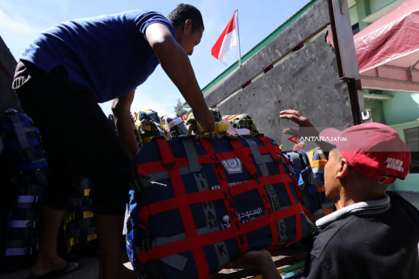 PPIH Surabaya Rampungkan Keberangkatan Haji