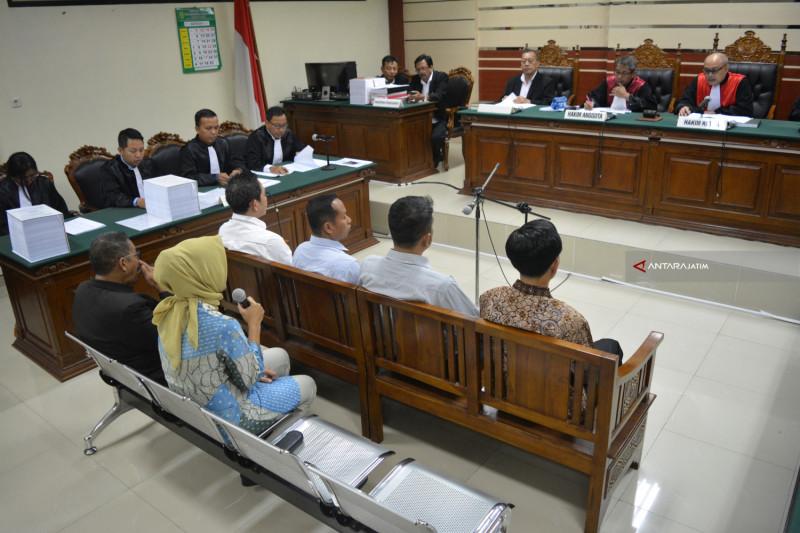 18 Anggota DPRD Kota Malang Jalani Sidang Perdana