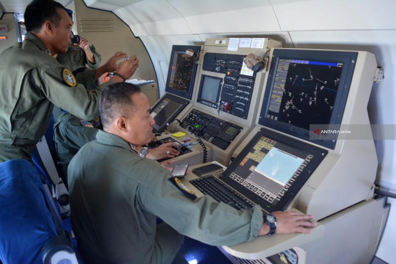Simulasi Latihan Taktik Penerbangan
