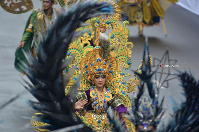 Jember Carnival  Launches Indonesian Promotion in Rusia