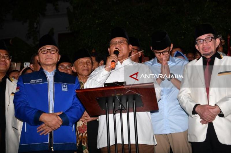 Coalition Discuses Prabowo