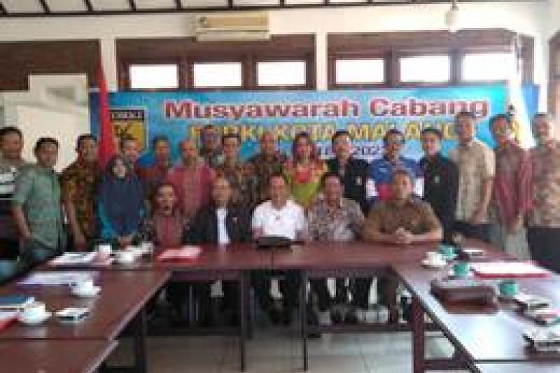 Rektor IKIP Budi Utomo Nakhodai Forki Kota Malang