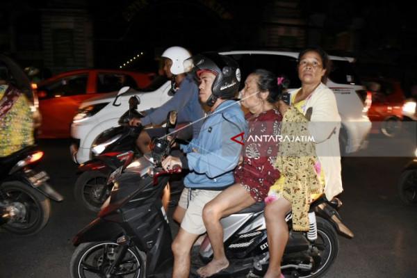 Lombok On Tsunami Alert Status