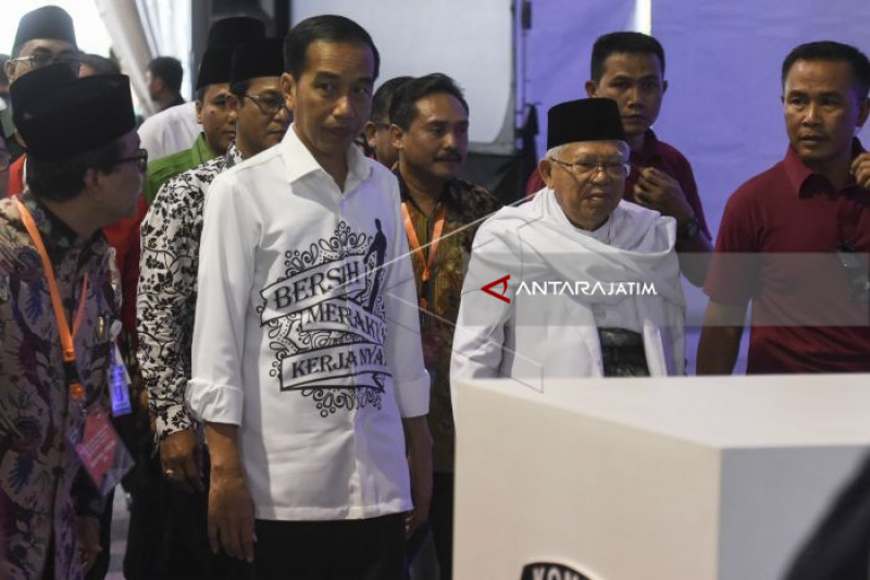 PDIP Jatim Kolaborasi Menangkan Jokowi-Ma