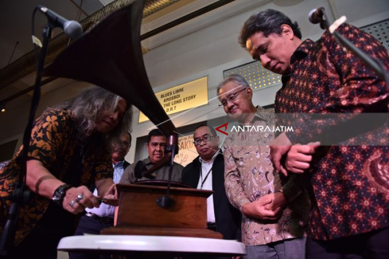 Artefak Proklamasi Dipamerkan di GFJA