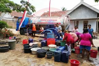 Permintaan Kiriman Air Bersih di Kabupaten Blitar Masih Tinggi