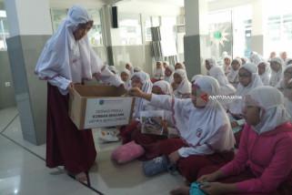 SD Muhammadiyah 4 Galang Donasi Korban Gempa Lombok