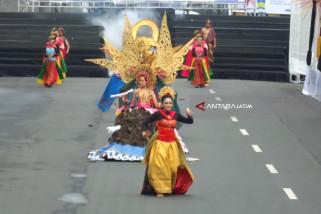 Meskipun Berduka, Delegasi Lombok Tetap Tampil Memukai di WACI JFC (Video)