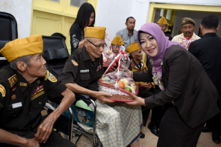 Pemkot Kediri Berikan Tali Asih untuk Veteran