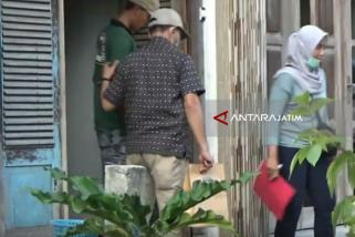 Densus Geledah Rumah Terduga Teroris di Blitar