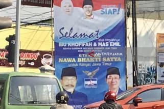 Mantan Pj Wali Kota Surabaya Daftar Bakal Caleg