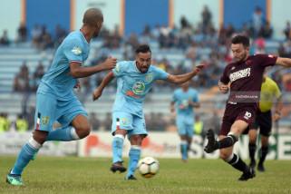 Persela Lamongan Kalahkah Bhayangkara FC 2-0