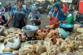Omzet Pedagang Ayam Potong Bojonegoro Menurun