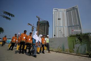BUMN Hadir-SMN Kunjungi Proyek Pembangunan Properti