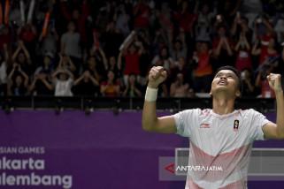 Asian Games - Anthony Ginting Si Pendiam Pencuri Perhatian
