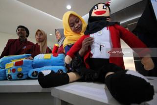 Donasi Mainan Edukatif Untuk Korban Gempa