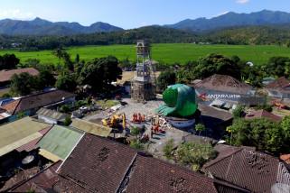 Gempa Susulan Masih Terjadi Kembali di Lombok
