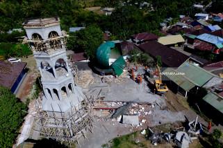 Pemerintah Apresiasi Gubernur NTB Bertindak Cepat Tangani Musibah Gempa Bumi