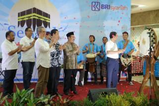 BRI Syariah Luncurkan Semarak Haji di Surabaya