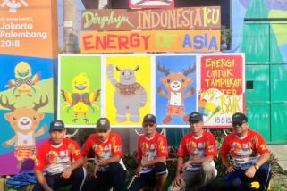 Kampung Edukasi Sampah Sidoarjo Berhias Asian Games