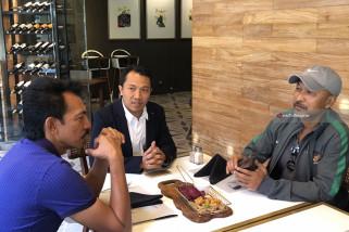 Pesan Fachry Husaini Untuk Suporter Indonesia Sebelum Semifinal Melawan Malaysia