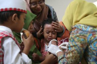 Imunisasi MR Lanjutan