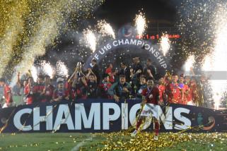Presiden: Piala AFF U-16 Kado Jelang HUT Kemerdekaan