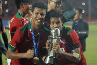 U-16 India Kapok bertanding Lawan Indonesia