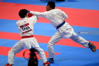 Karateka Rifki Incar Medali Olimpiade