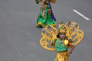Luar Biasa, Anak Difabel pun Tampil Memukau di Kids Carnival JFC