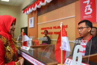 Peluncuran Gerakan Indonesia Sadar Adminduk di Jember