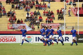 Malaysia U-16 Juara Ketiga