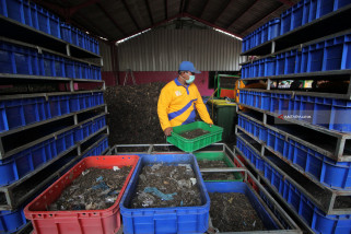 Surabaya To Be Role Model for Waste Management