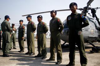 Persiapan Latihan Taktik Penerbangan TNI AL
