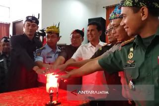 Menpan-RB Apresiasi Komitmen Penegakan Hukum Empat Lembaga di Situbondo (Video)