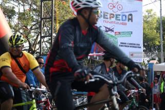 Sepeda Nusantara Sambut Asian Games