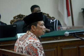 Mantan Wali Kota Mojokerto Dituntut Empat Tahun Penjara