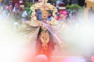 Kian Semarak,  Dua Gelaran Pawai Budaya di Trenggalek Banjir Pujian