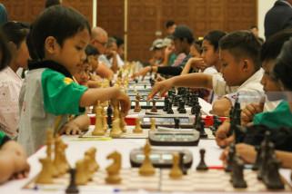 Turnamen Catur Cepat Piala Pelindo III